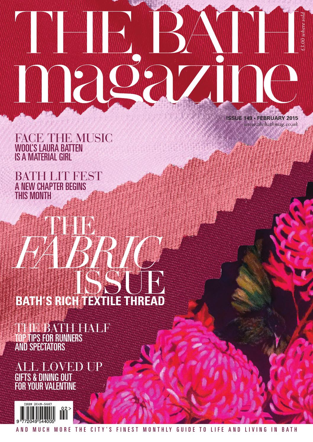 The Bath Magazine February 2015 By Mc Publishing Limited Issuu