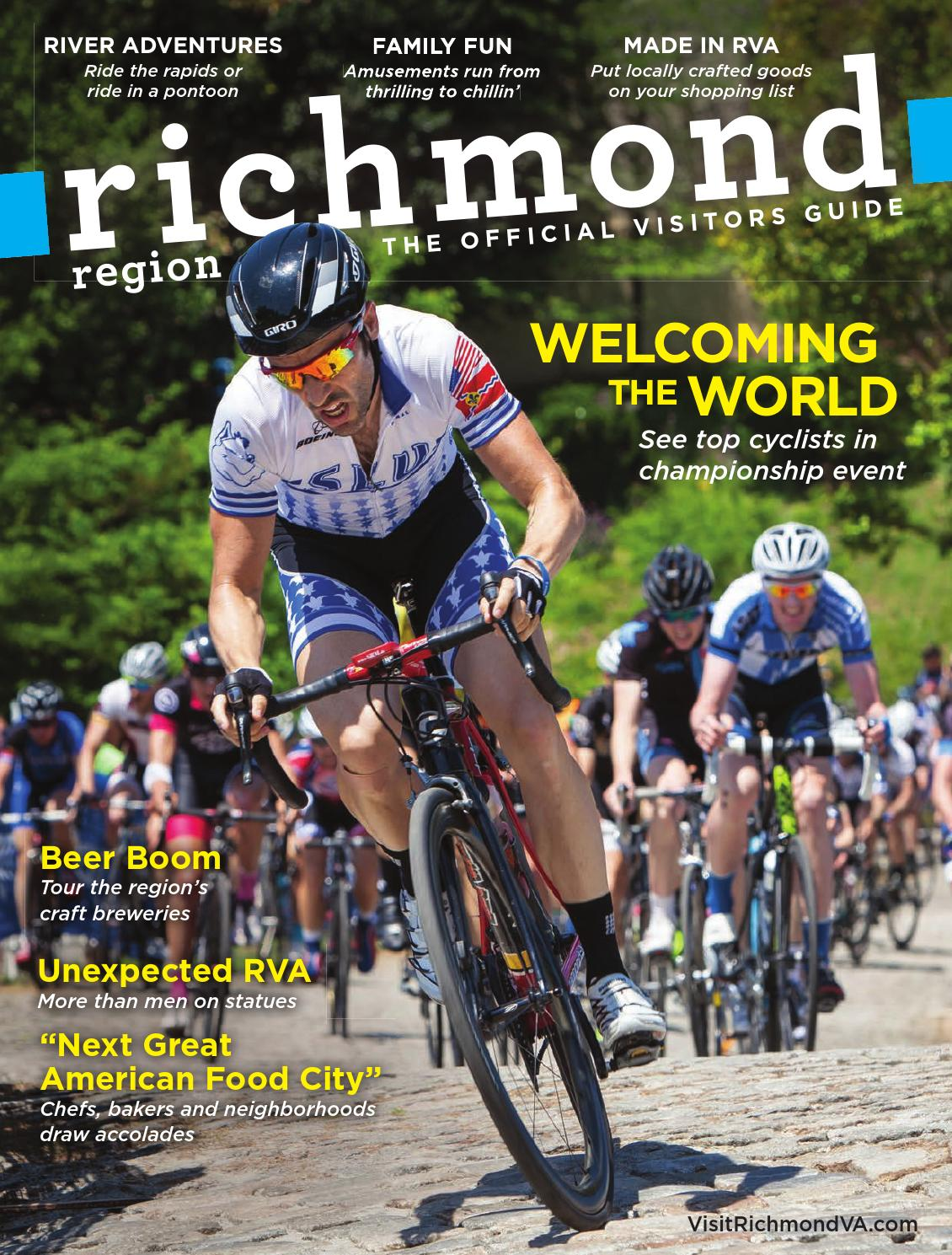 4623f50a042 Visitors Guide 2015 by Richmond Magazine - issuu