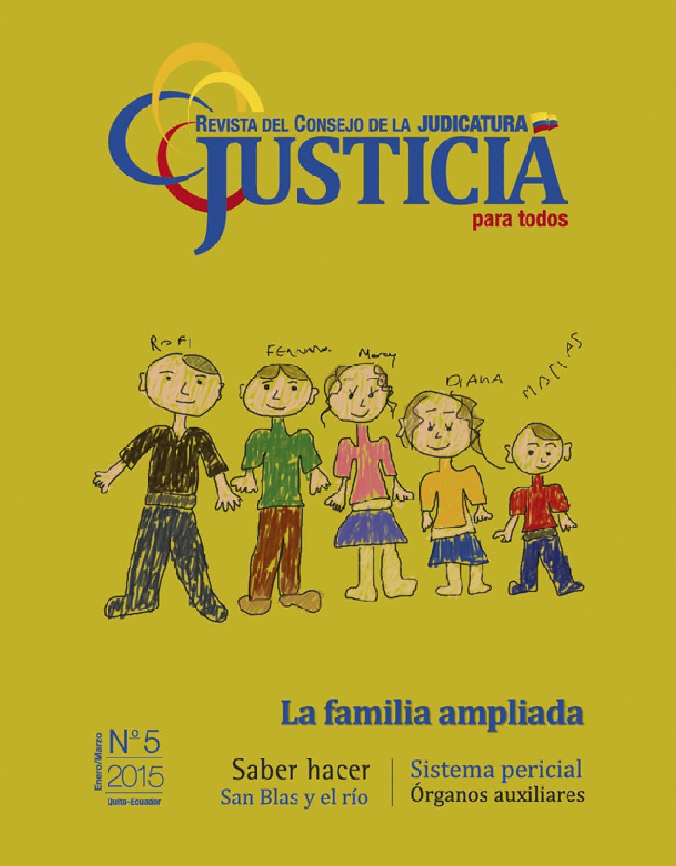 Worksheet. Revista Justicia para todos No5 by Consejo de la Judicatura  issuu
