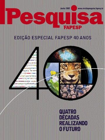 f47e15f80c Edição Especial - Junho 2002 by Pesquisa Fapesp - issuu