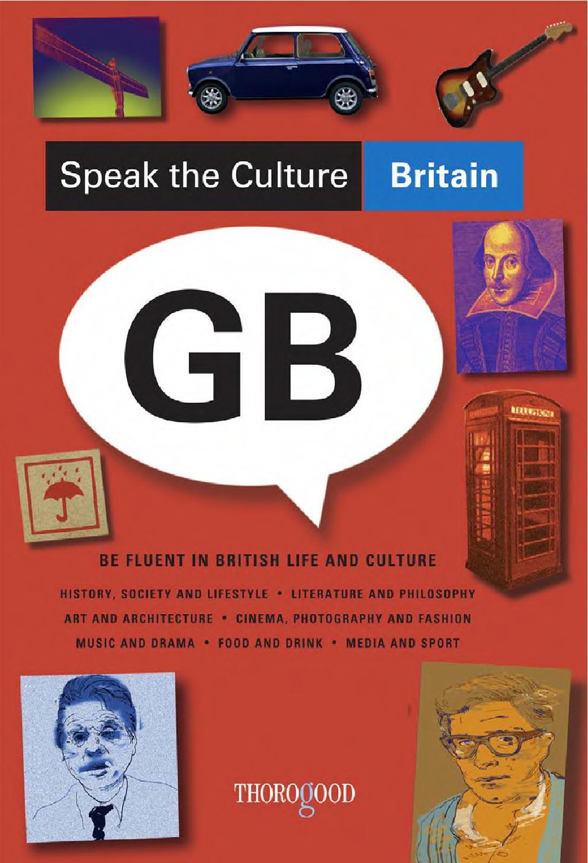 Speak the culture britain be by John Chen   issuu