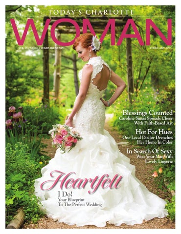Todays Charlotte Woman By Sharon Simpson