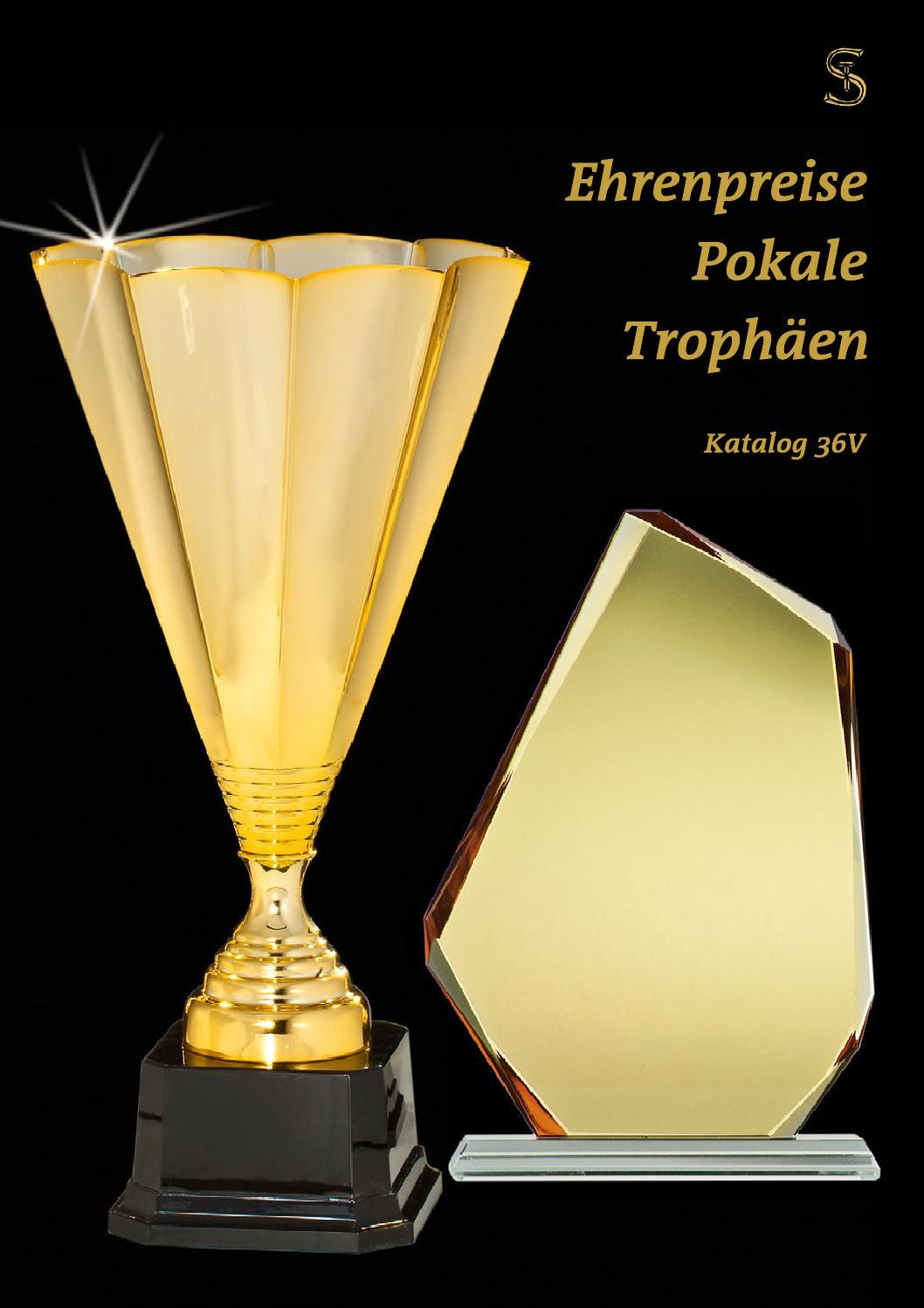 Pokal // Fußball // 12cm montiert // mit Gravur // kompl Ø: 70mm