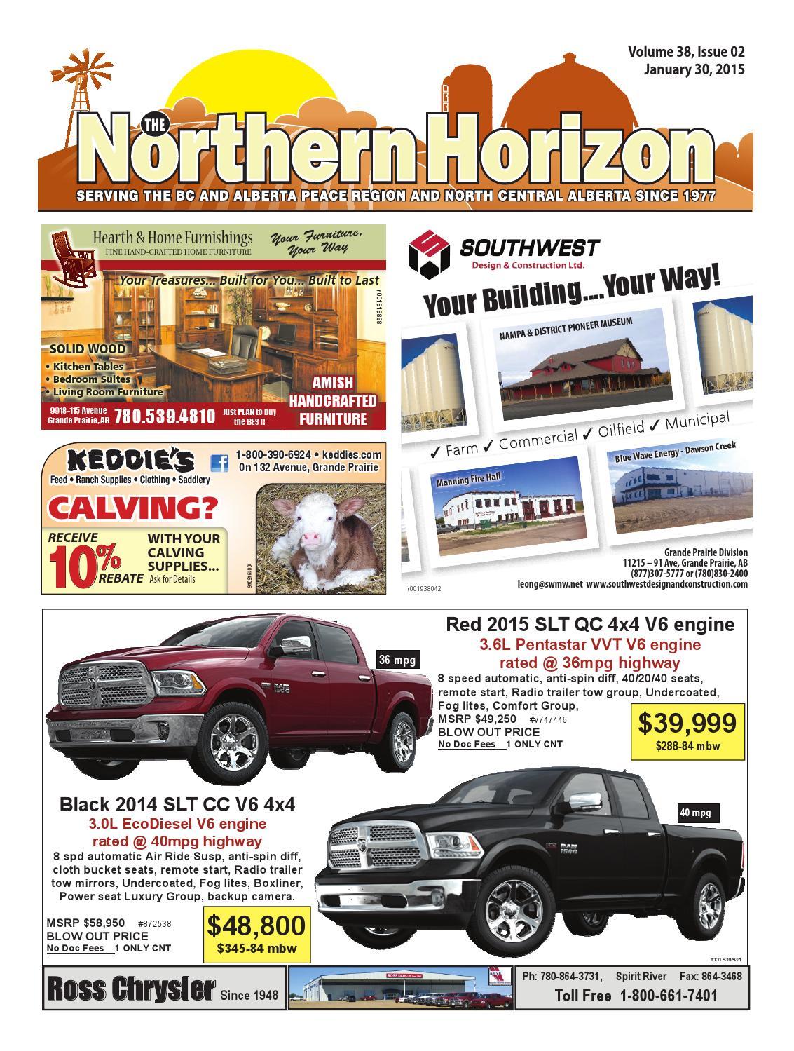 Northern Horizon January 30 2015 By The Northern Horizon