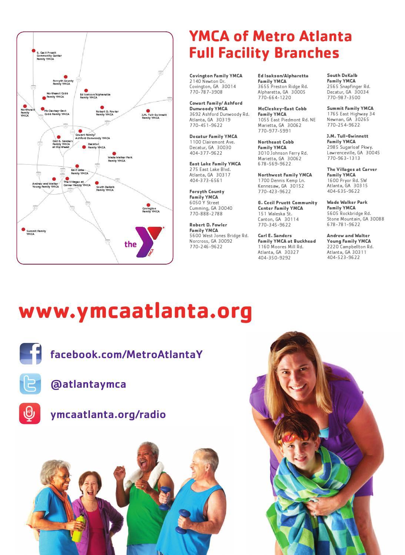 Y Member Handbook by YMCA of Metro Atlanta - issuu