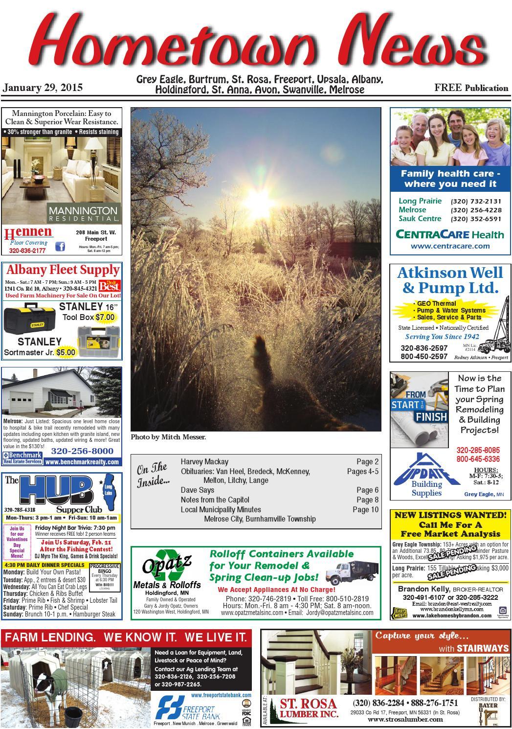 htnewsjan29 by hometown news issuu