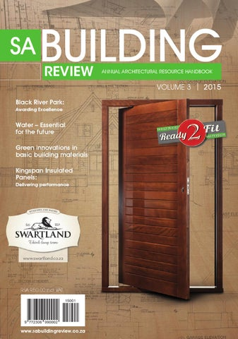 SA Building Review - Issue 3 2015 by Media Xpose - issuu