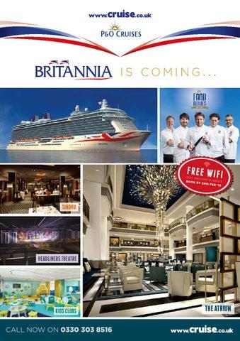 1480 p&o 8pp dm lrg for issuu by Cruise co uk - issuu