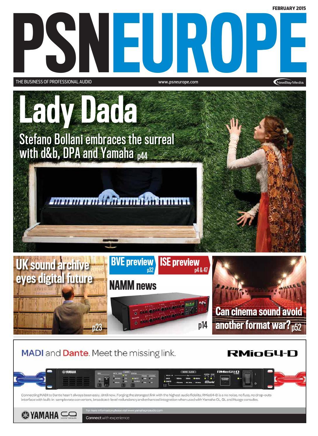 PSNE February 2015 digital edition by Future PLC - issuu