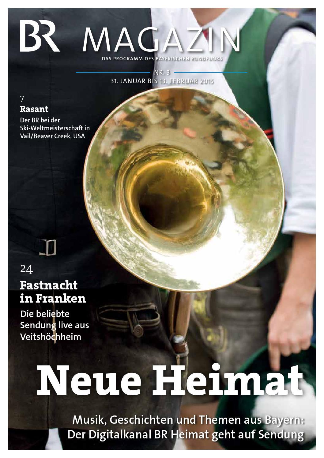 Br Magazin Nr 03 Vom 31 01 13 02 2015 By Bayerischer Rundfunk Issuu