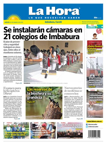 purchase cheap dd65f 80467 Imbabura 29 enero 2015 by Diario La Hora Ecuador - issuu