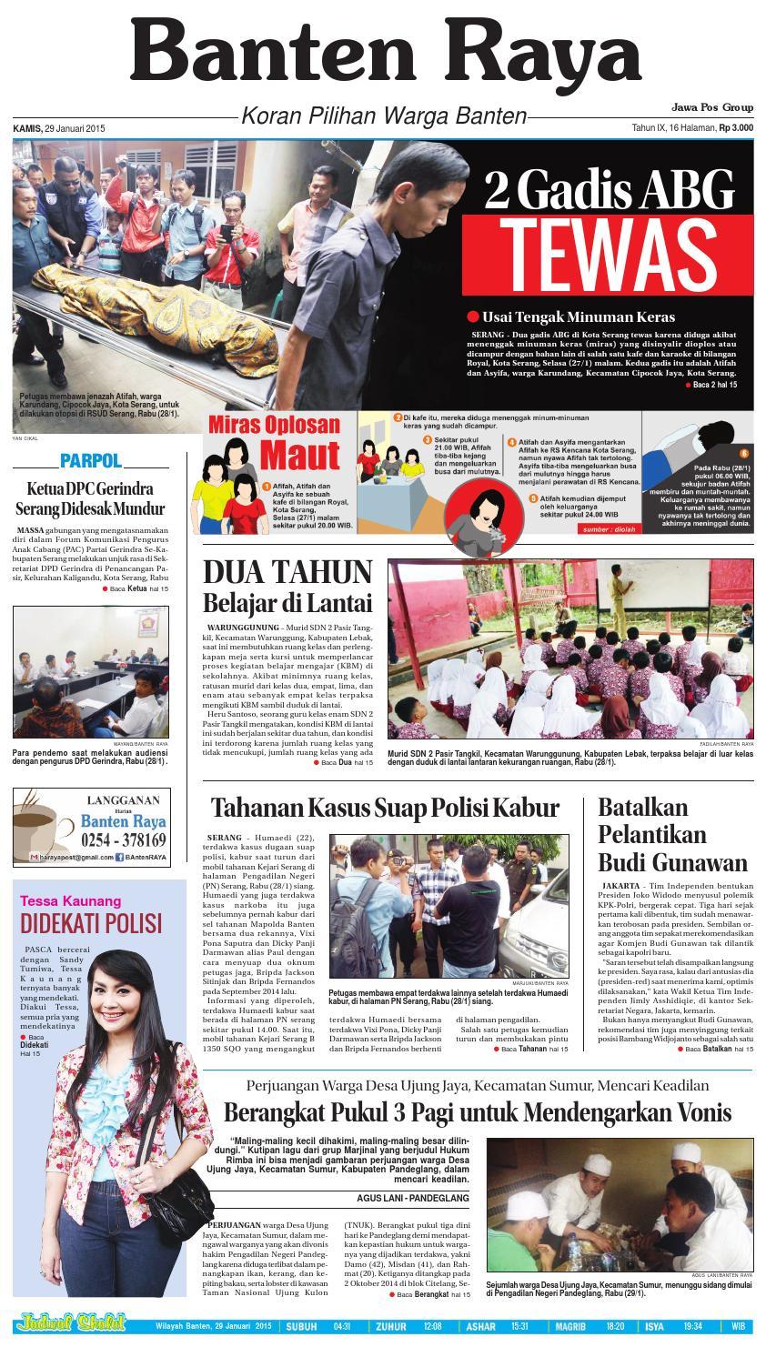 Banten Raya By Issuu Produk Ukm Bumn Cemilan Jagung Emping Isi 3