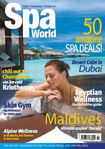 b9ce9ad24231b Spa World by Joint Venture Media - issuu