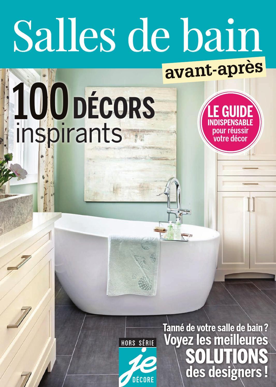 Accessoires De Salle De Bain Chez Simons ~ hors s rie salle de bain avant apr s by ditions pratico pratiques