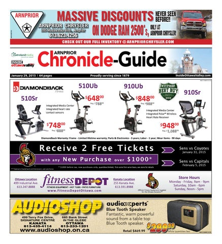 d0a6e14089 Arnprior012915 by Metroland East - Arnprior Chronicle-Guide - issuu