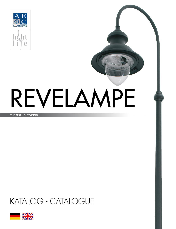 Revelampe   TechLight Lighting New Zealand - road lighting