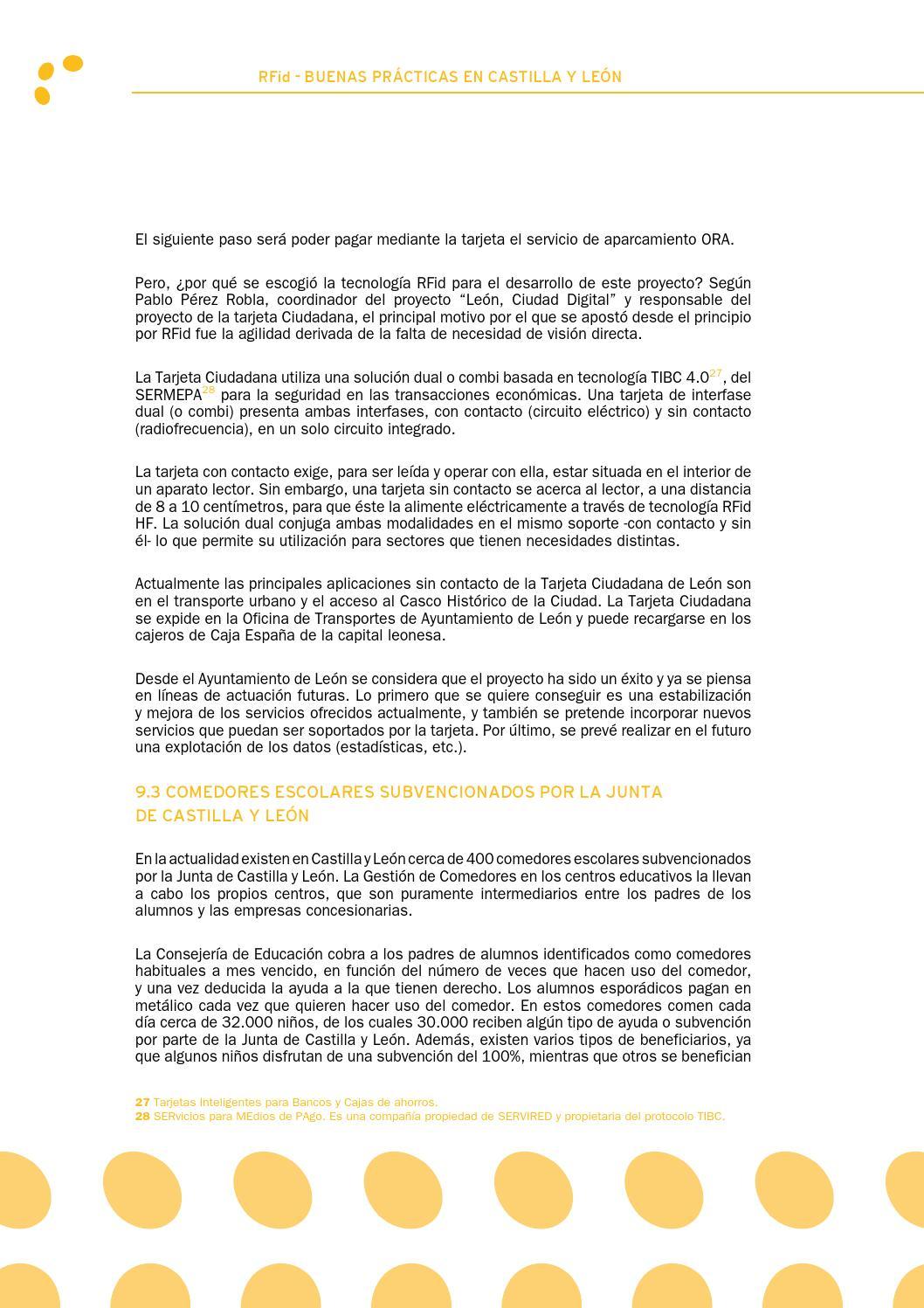 Estudio RFId: Tecnología de Identificación por radiofrecuencia by ...