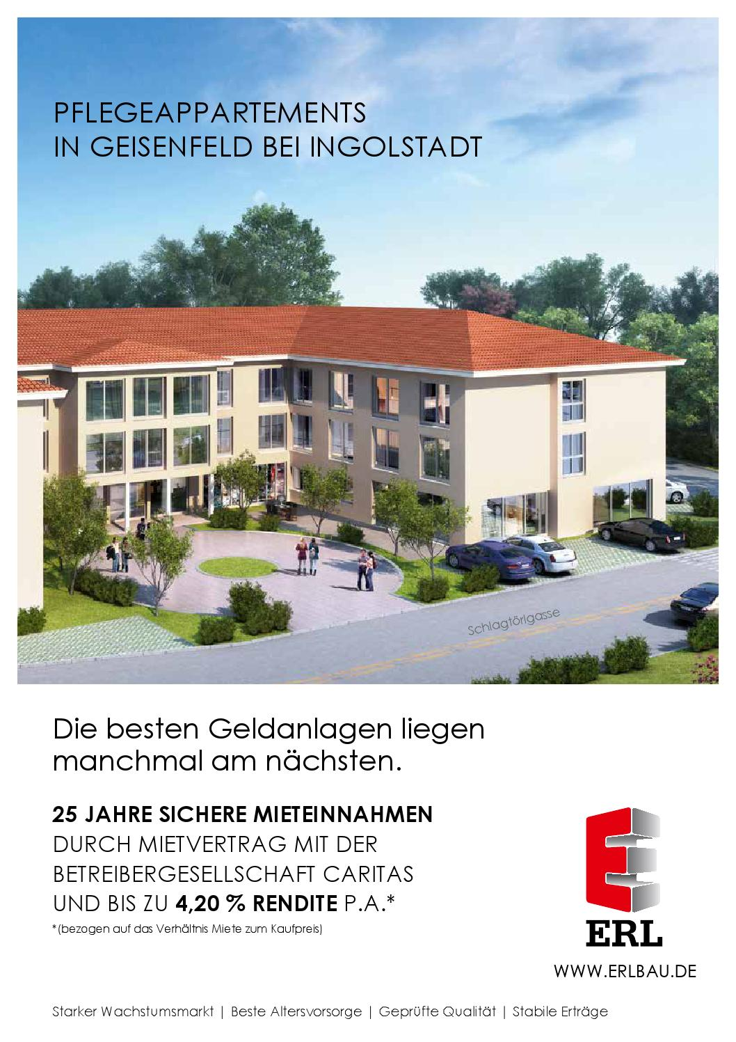 seniorenheim geisenfeld by stadt geisenfeld issuu. Black Bedroom Furniture Sets. Home Design Ideas