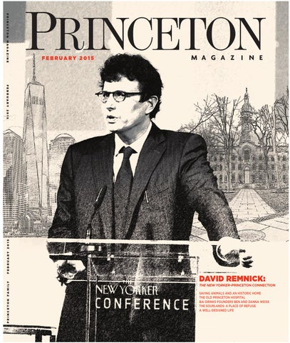Princeton Magazine Feb 2015 By Witherspoon Media Group