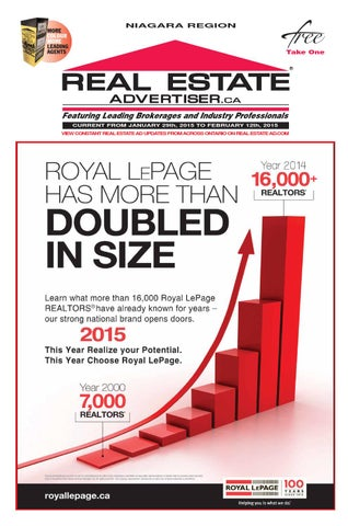 Real Estate Advertiser - Niagara Region - January 29 2015  sc 1 st  Issuu & Real Estate Advertiser - Niagara Region - March 26 2015 by High ...