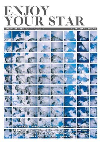 Starhotels Enjoy Your Star n. 2 by Gruppo Editoriale srl - issuu ea717b356f6c