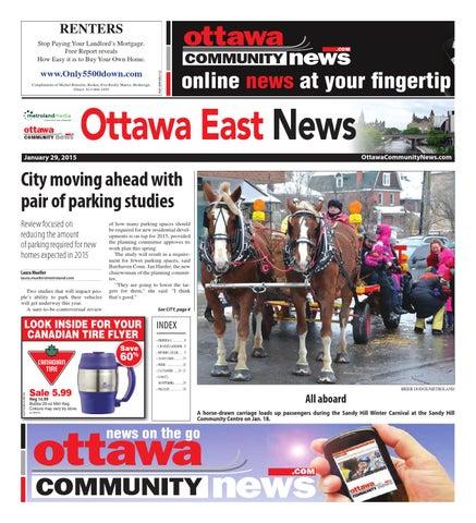 Ottawaeastnews012915 by Metroland East - Ottawa East News - issuu