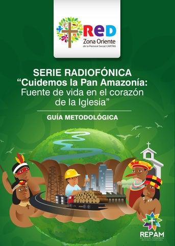 Serie radiofónica Cuidemos la Pan Amazonia by Secretariado ...