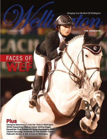 Wellington The Magazine February 2015 By Wellington The Magazine Llc