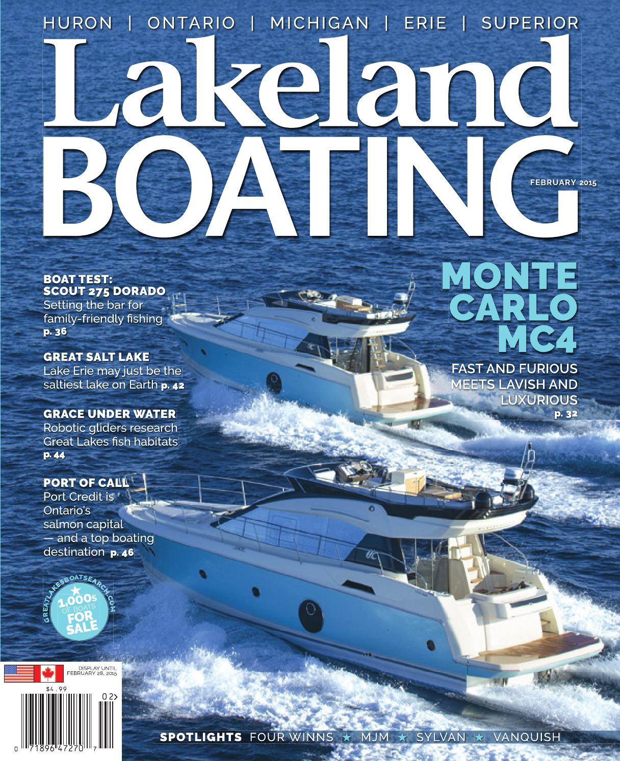 February 2015 by Lakeland Boating Magazine - issuu