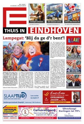0ab1f275caa490 Thuis in Eindhoven editie januari 2015 by Thuis in Woensel ...