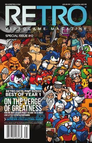 RETRO Year One Recap by RETRO Videogame Magazine - issuu