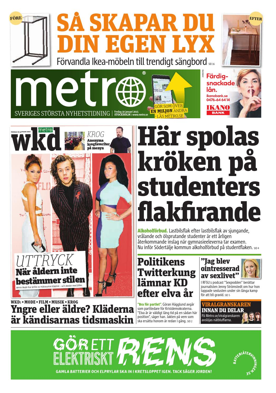 8dab3d15bb89 20150130_se_stockholm by Metro Sweden - issuu