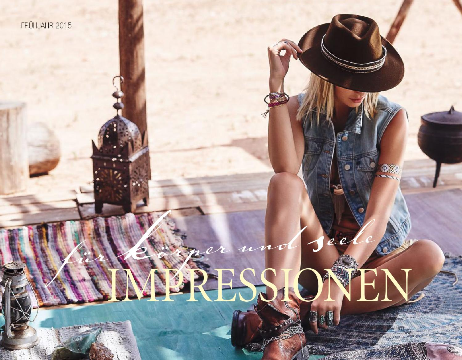 Каталог Impressionen весна 2015. Заказ одежды на www