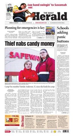 Everett Daily Herald January 30 2015 By Sound Publishing Issuu