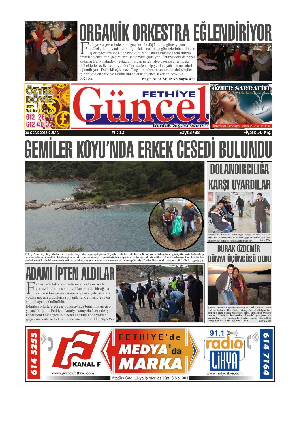 Guncel Gazetesi By Halil Akin Issuu