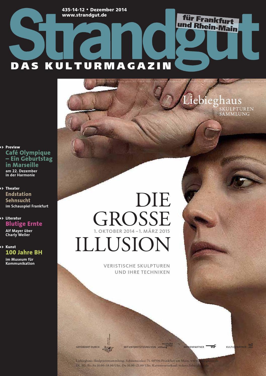 Strandgut Kulturmagazin 12/2014 by Strandgut Kulturmagazin - issuu