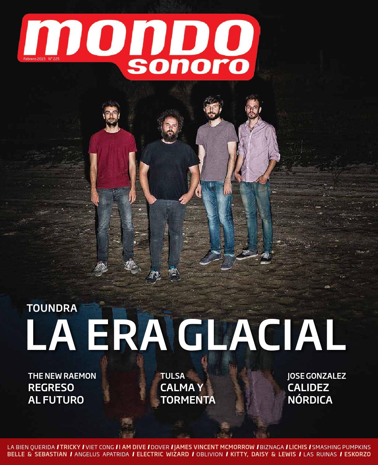 MondoSonoro febrero 2015 by MONDO SONORO - issuu