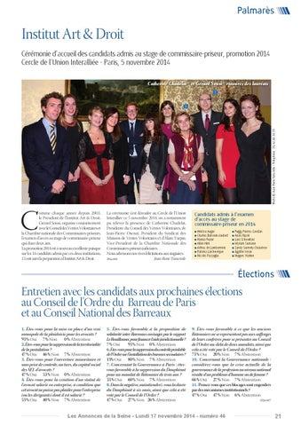 Edition Du Lundi  Novembre  By Annonces De La Seine  Issuu