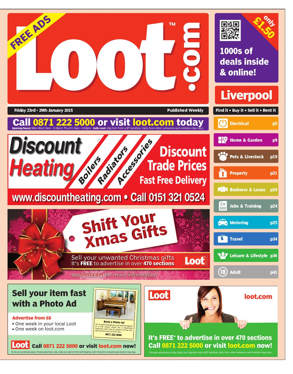 Loot Liverpool, January 23rd 2015 by Loot issuu