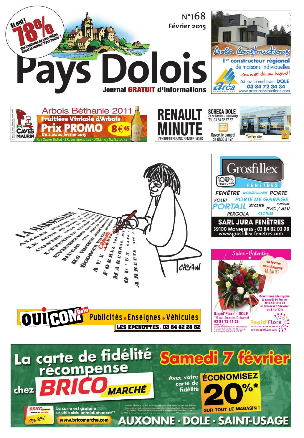 Pays Dolois 168 by PAOH - issuu ea572c022141