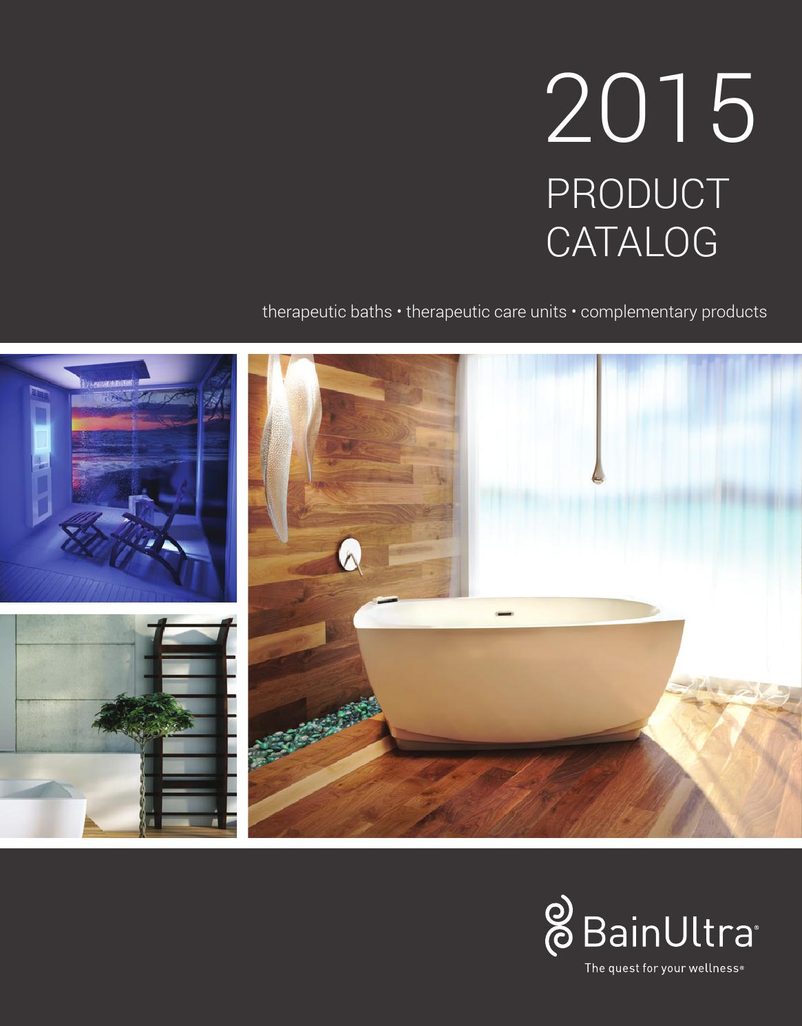 BAINULTRA 2015 Product Catalog by BainUltra - issuu