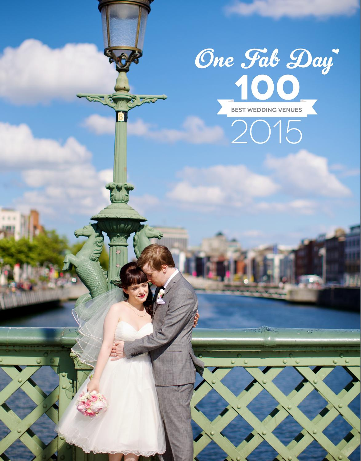 best wedding ideas for 2015 one fab day 100 best wedding venues 2015 by one fab day 28043
