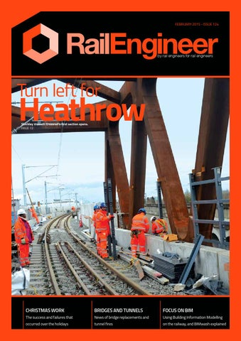 Rail Engineer Issue 124 February 2015 By Rail Media