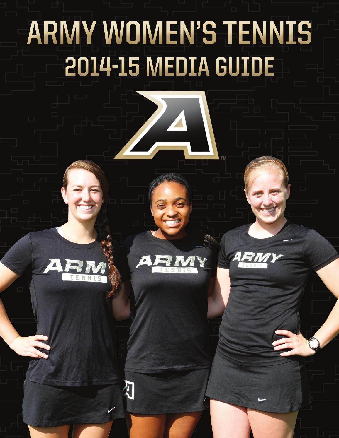 Army Women's Tennis 2014-15 Media Guide by Army West Point ...