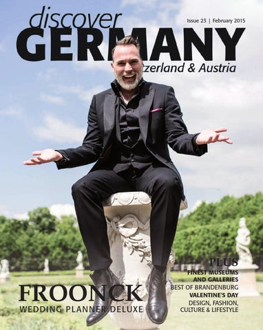 Discover Germany Issue 23 February 2015 By Scan Group