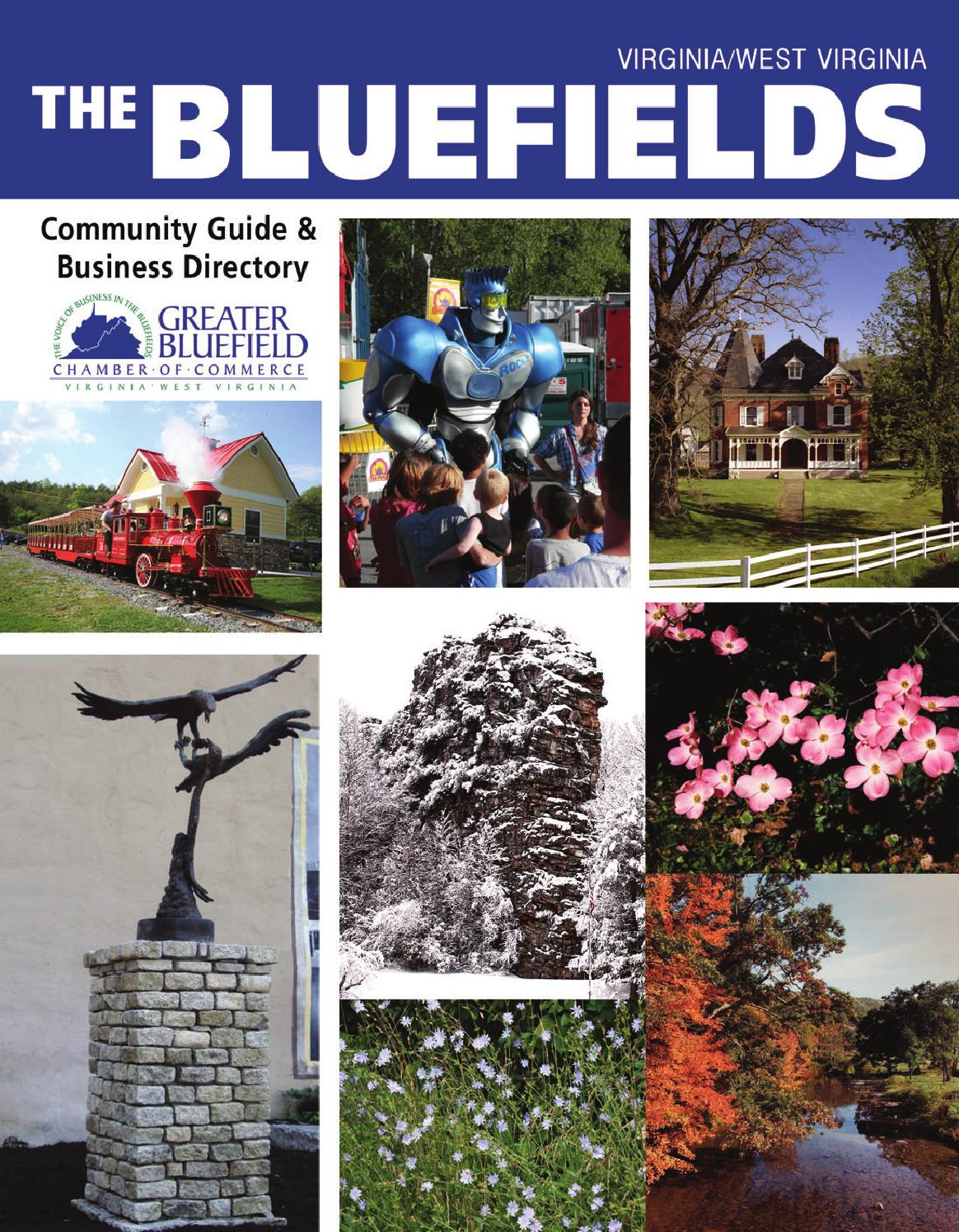 2015 Bluefield Chamber Magazine by Bluefield Daily Telegraph