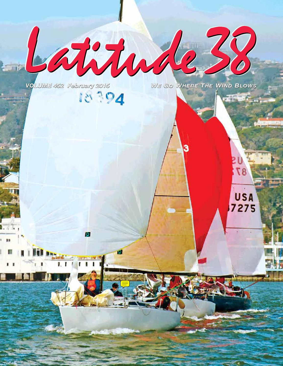 Latitude 38 Feb 2015 By Media Llc Issuu Ez Wiring Harness 93 Mustang
