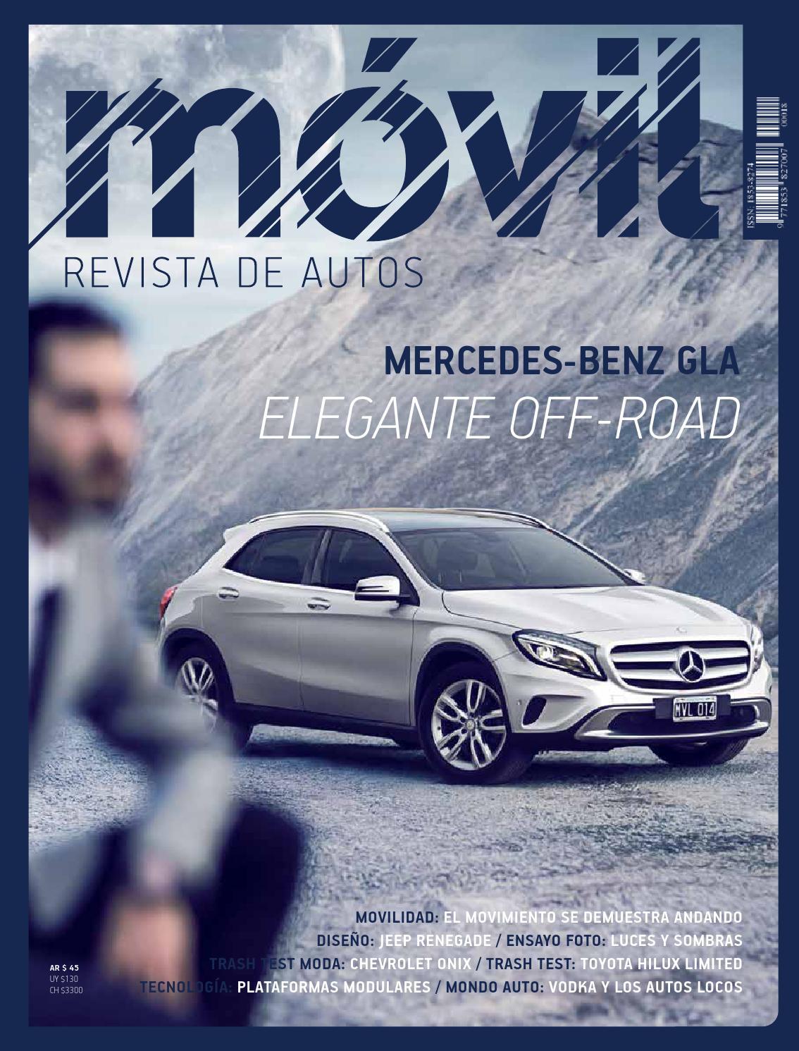 Móvil - Revista de Autos #17 by Revista Móvil - issuu