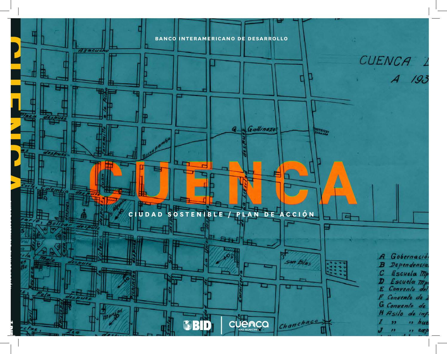 Cuenca Sostenible by BID - Ciudades Sostenibles - issuu eba3dc767dd