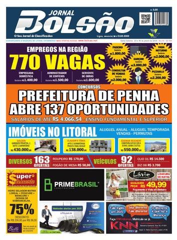 595 by Bolsão Jornal - issuu 12e7978cfa84e